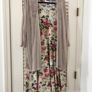 Nifty, new, Nikki floral print 2XL with Lindsay.